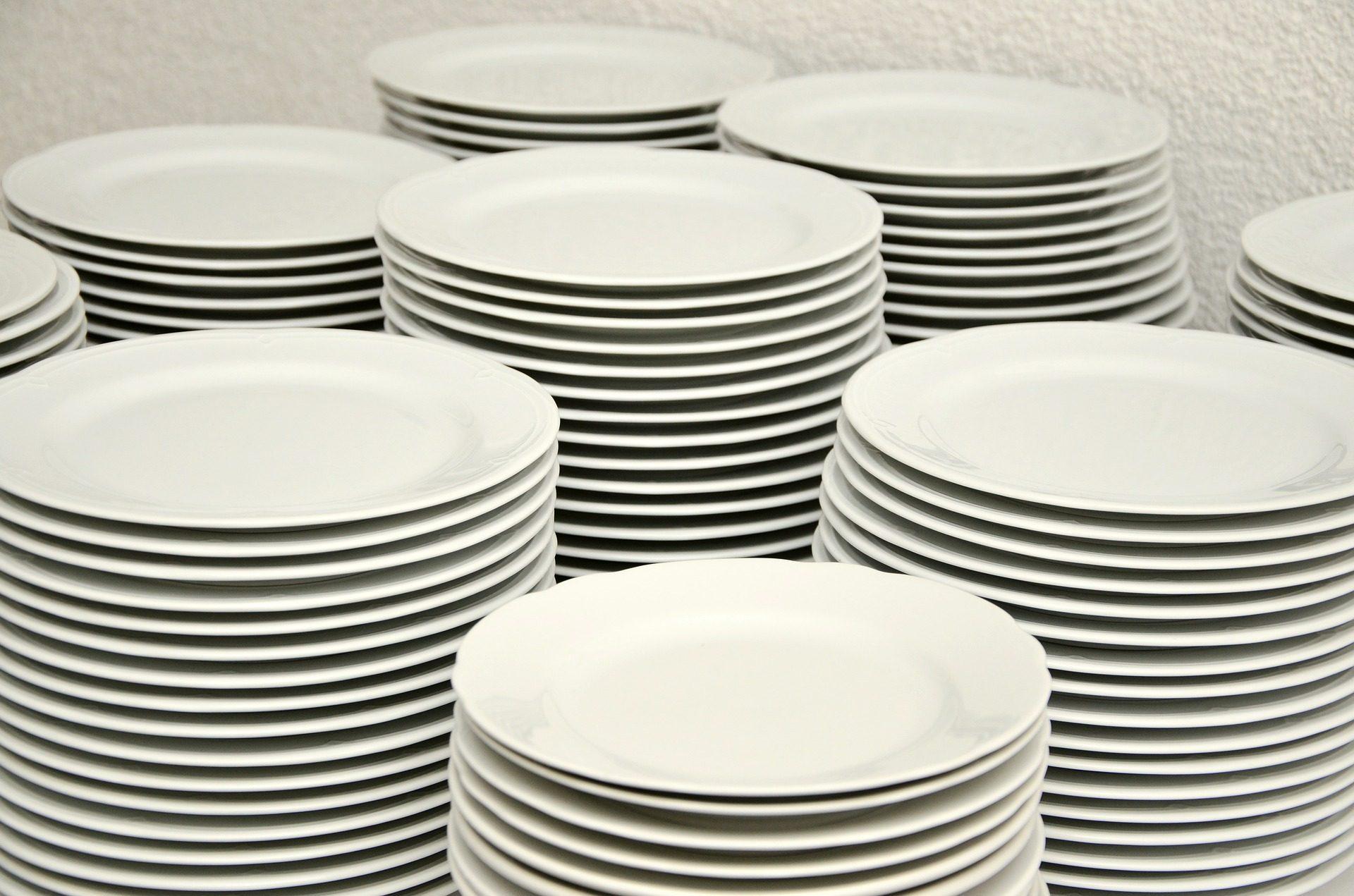 Location de vaisselle avec WOM Evenements