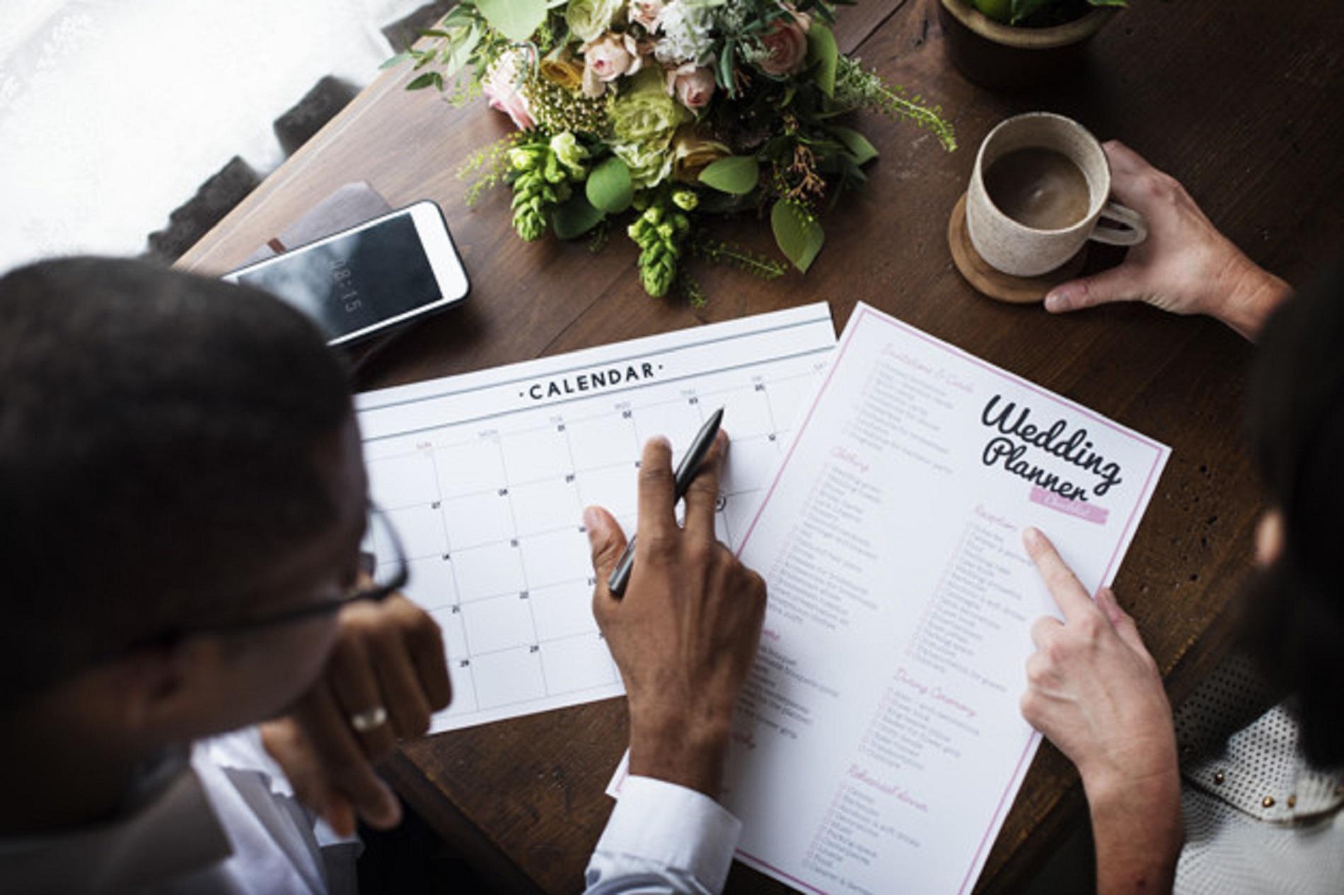 Organisation de votre mariage et de vos événements