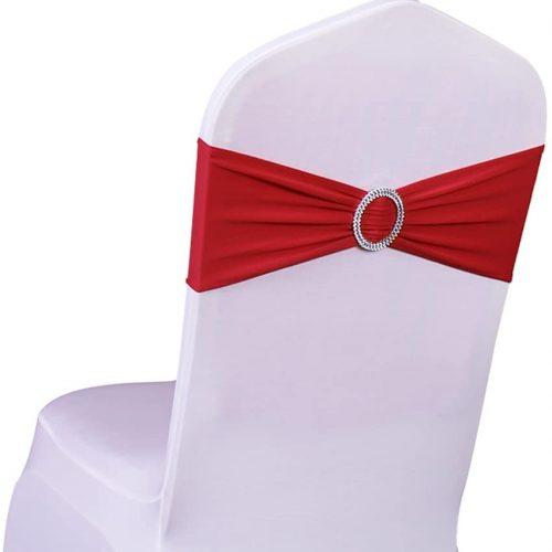 Bandeau de chaise WOM Evenements